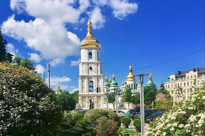 Kiev in 3 Hours - Main Sights and Hidden Gems