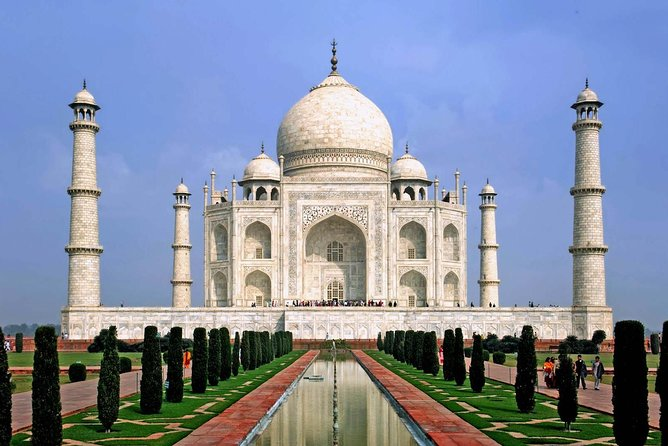 Same Day Taj Mahal Agra Fort Tour by Car From Delhi