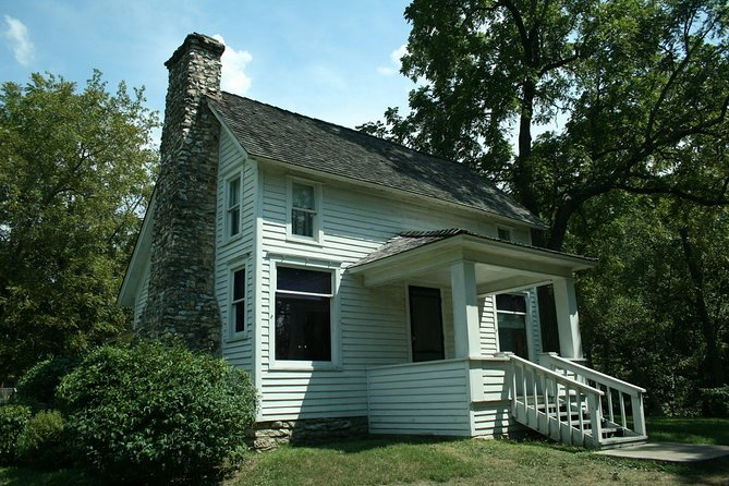 The Historic Farmhouse belonging to Almanzo Wilder and Laura Ingalls Wilder