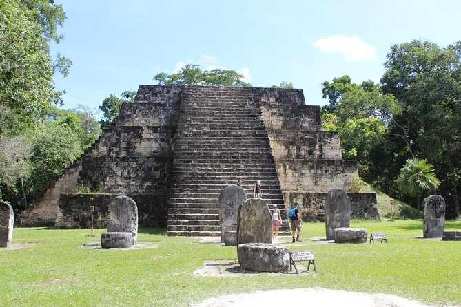 Tikal Private Day Tour from Flores with transportation