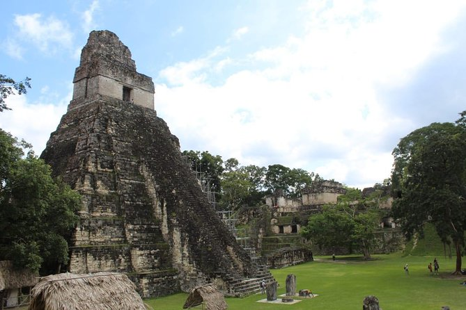 Tikal Private Day Tour from Belize Border with transportation