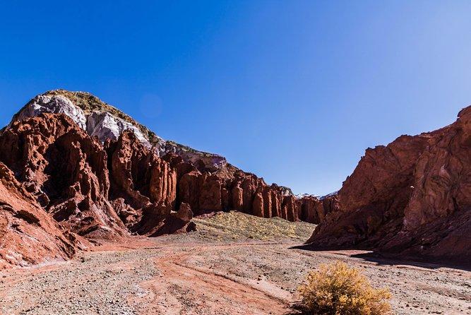 San Pedro de Atacama: Half day tour Valle Arcoiris