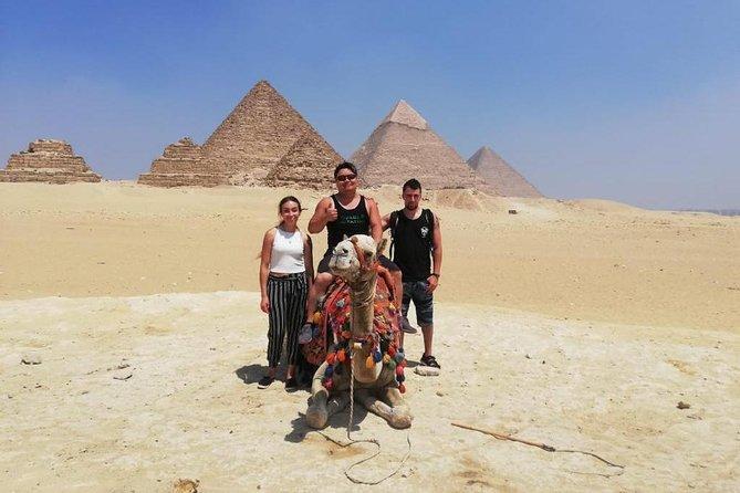 Private Tour To Giza Pyramids, Memphis & Sakara
