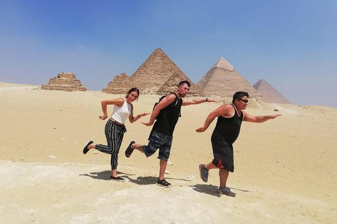 Giza Pyramids, Memphis, Dahshur And Sakkara and Flucca Ride at Nile River