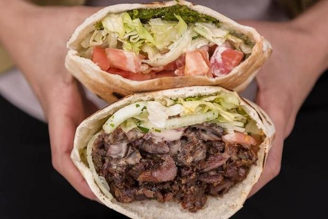 Mamoun's Falafel since the early 1970s