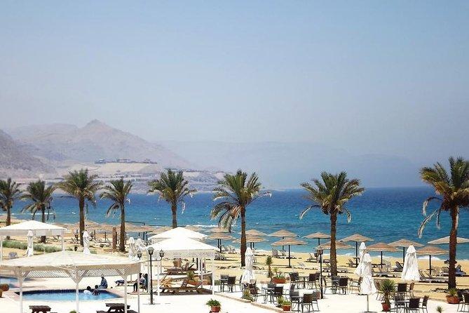 Day use at the red sea at Dome Marina Hotel