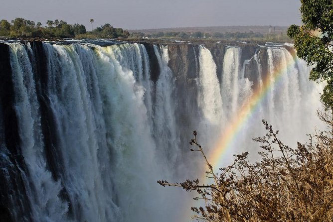 Guided Tour of the Falls (Zambia)