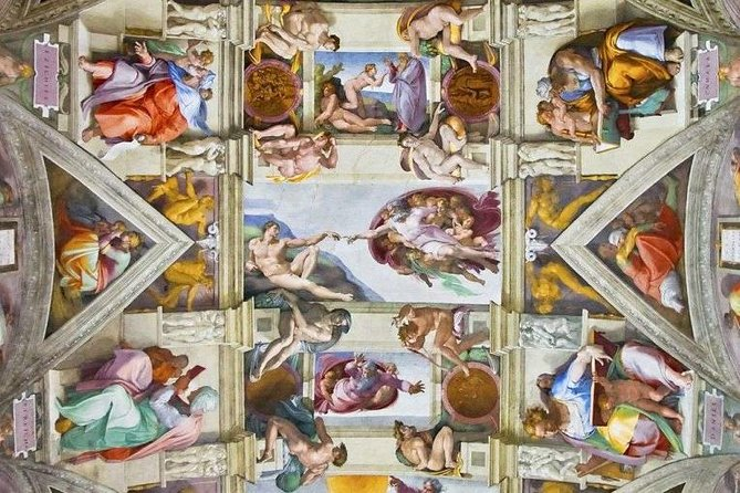 Visit Rome: Vatican Museum & Sistine Chapel Guided Tour