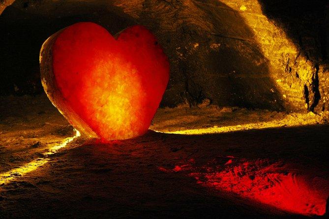 Nemocon Salt Mine - Private Tour 1 to 3 Tourists