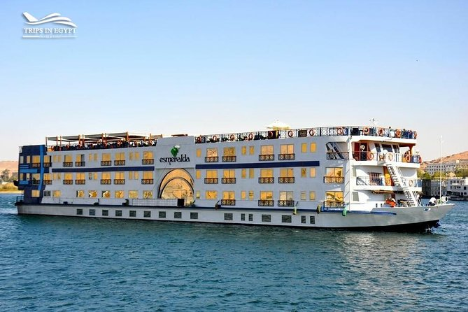 5-Days 4-Nights Nile Cruise/Every Monday from Luxor