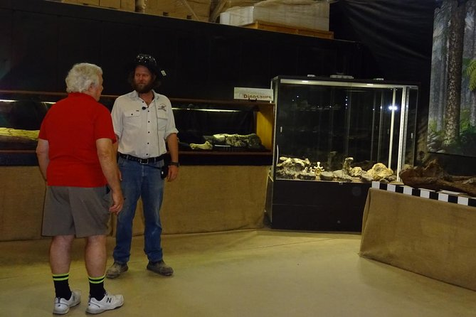 Age of Dinosaurs Museum Half Day Tour photo 3