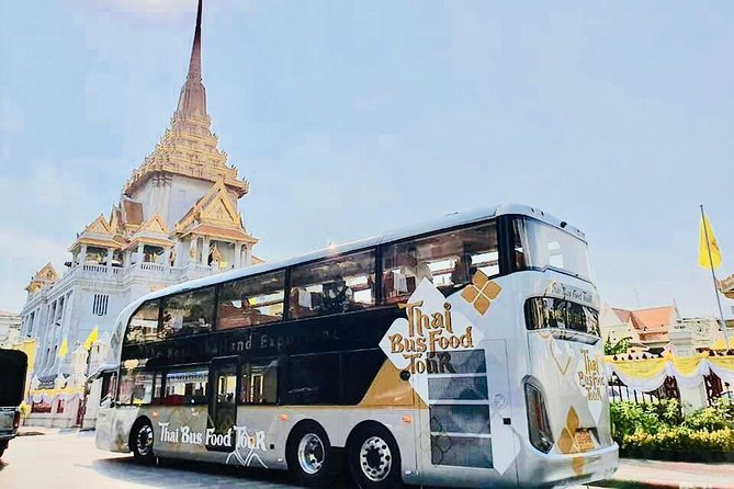Double-Decker Thai Bus Food Tour