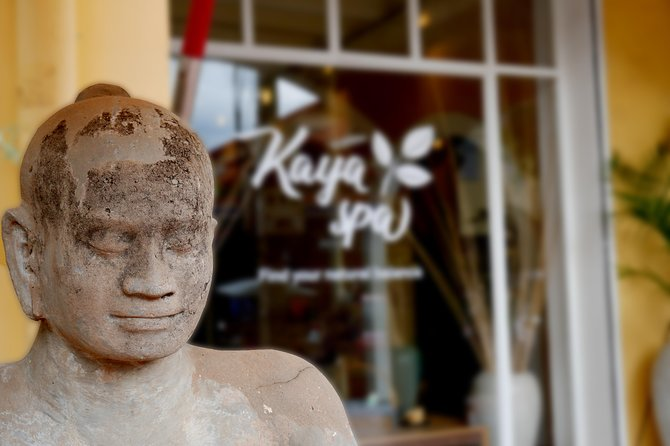 ● KAYA SPA ● Ancient Khmer Massage 1h