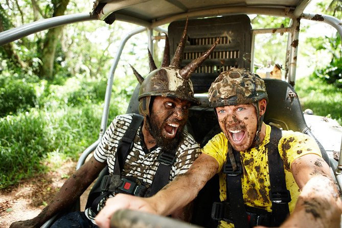 Jungle and Beach Buggy Safari Adventure Port Vila Vanuatu