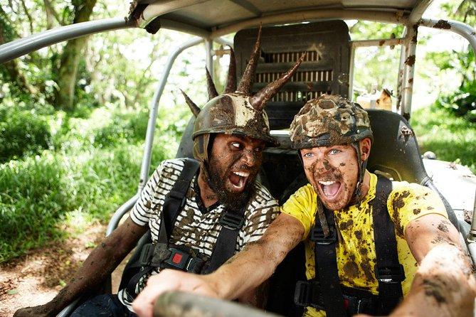 Jungle and Beach Buggy Safari Adventure Port Vila Vanuatu
