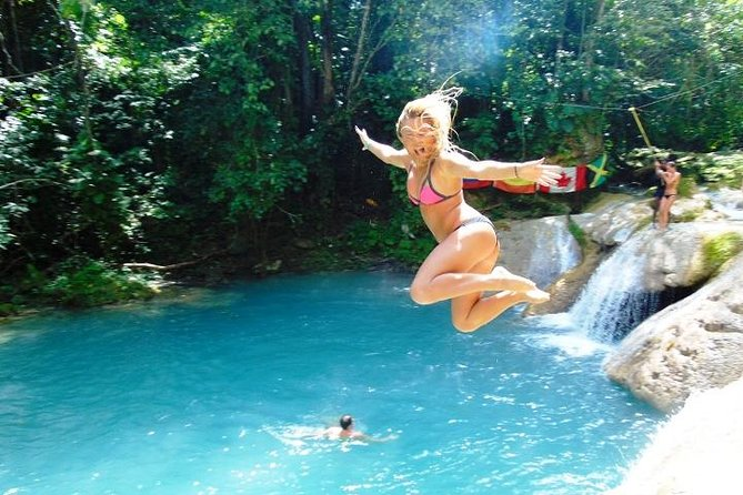 Blue Hole Tour from Ocho Rios