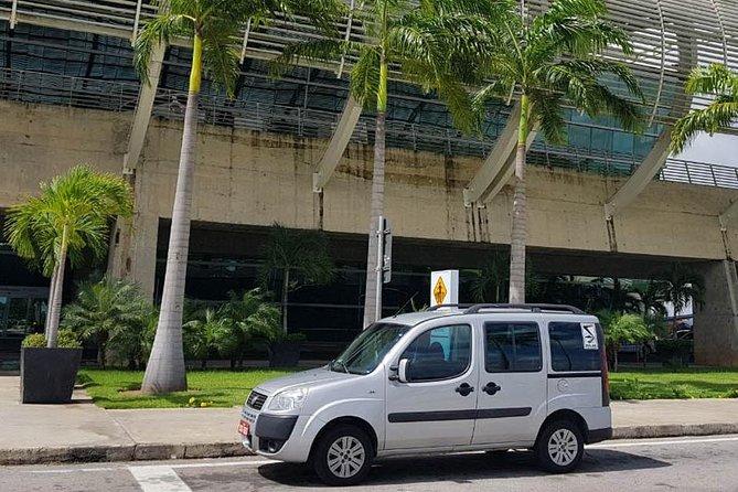 Transfer de chegada - Aeroporto até seu Hotel em Natal
