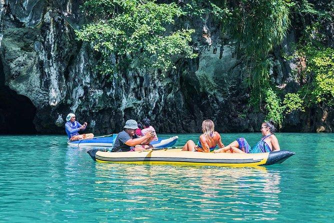 Full-Day Phang Nga Boat Tour with Dinner
