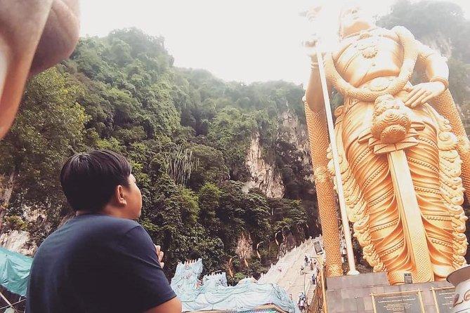 Batu Caves and the Old City of Kuala Lumpur