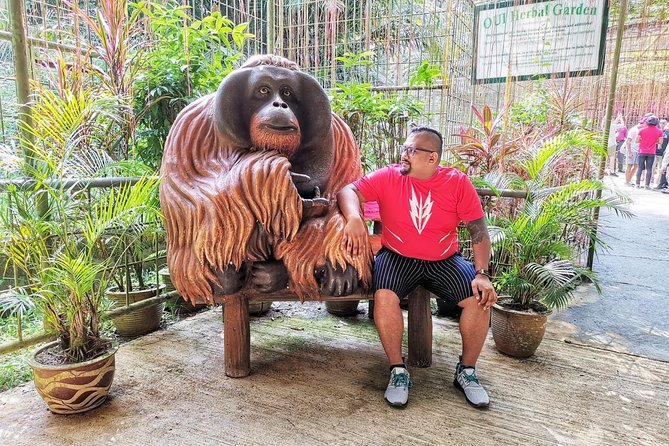 Ipoh City Tour With Orang Utan Island
