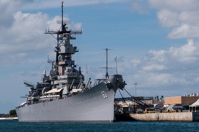 Premium All-Inclusive Pearl Harbor Private Tour