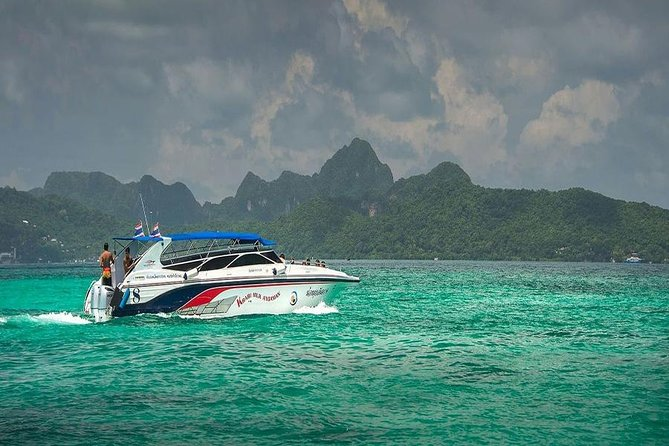 Private Speed Boat Phang Nga Bay