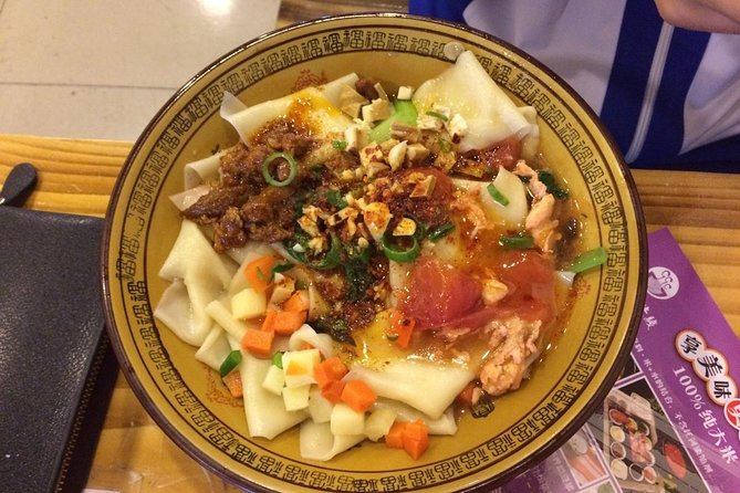 Biang Biang Noodles Cooking Experience