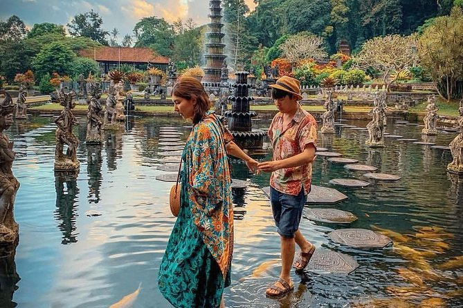 All Inclusive: Gate of Heaven Eastern Bali Tour