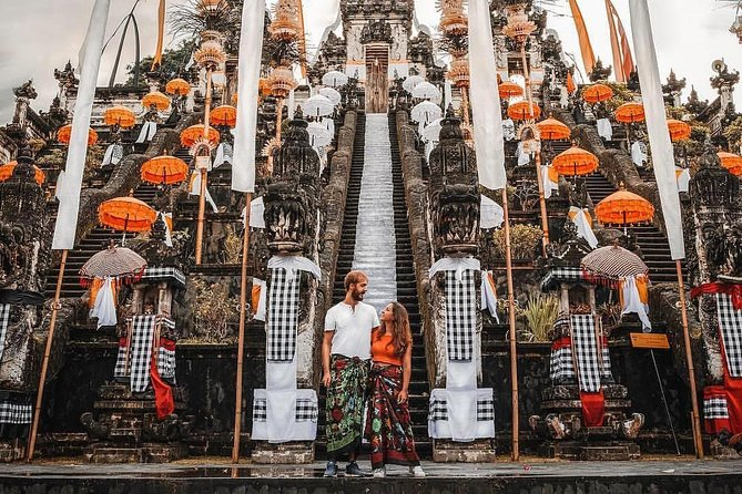 Gate of Heaven Eastern Bali Tour