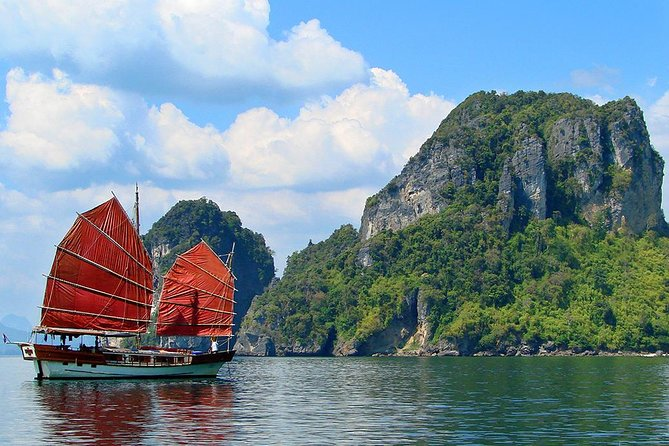 Full Day Trip by June Bahtra to Phang Nga Bay