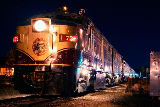 After-Hours Grgich Hills Winery Tour and Napa Valley Wine Train Dinner