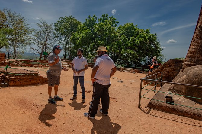 Day Excursion to Dambulla and Sigiriya