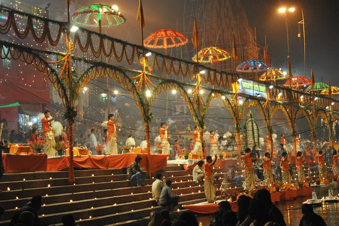 Private Evening ceremony Aarti with Bazar & Street food photo 1