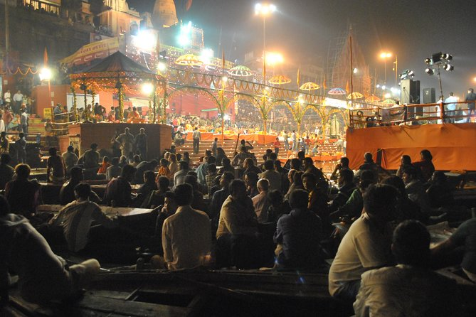 Private Evening ceremony Aarti with Bazar & Street food photo 2