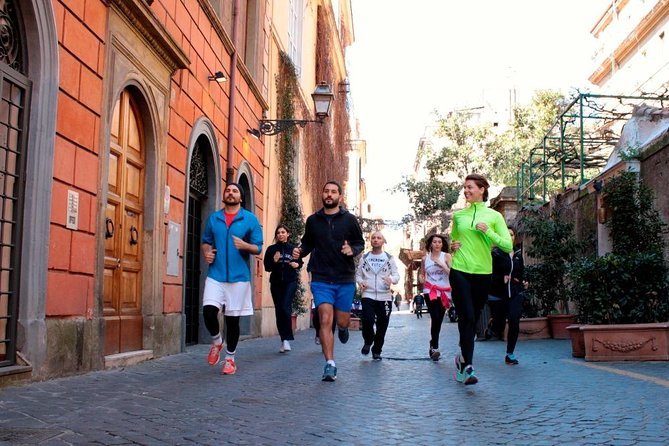 Footing por el casco histórico de Roma