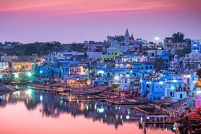 6 Days Golden Triangle Tour with Pushkar : Delhi, Agra and Jaipur photo 1