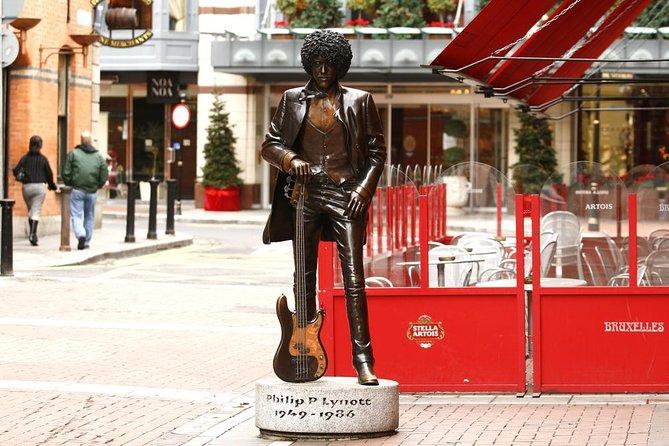 Dublin: Irish Rock and Roll Music & Whiskey Tour