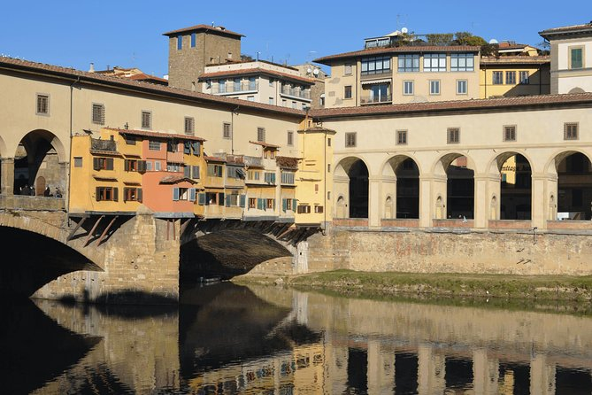 Vasari Corridor and the History of the Medici Family