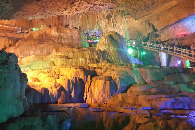 Private Day Tour of Jiuxiang Cave from Yunnan
