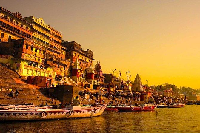 6 Days Golden Triangle Tour with Varanasi : Delhi, Agra and Jaipur