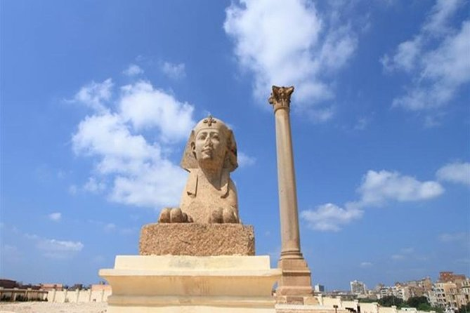 2 days tour to Cairo and Alexandria from hotel