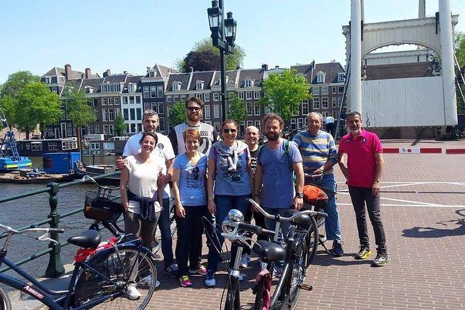Private Tour: Half Day Guided Amsterdam Bike Tour