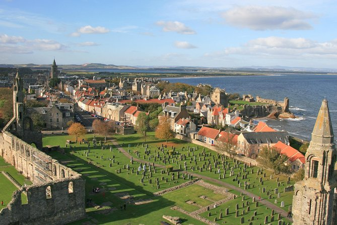 St Andrews, Whisky and the Kingdom of Fife Small Group Day Tour from Edinburgh