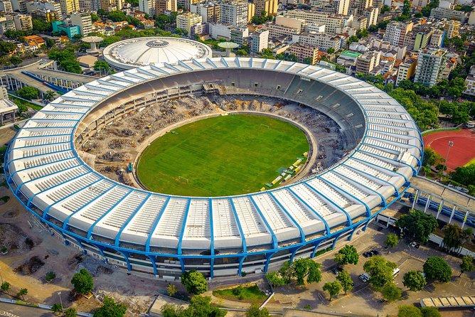 Excursão para pequenos grupos no Estádio do Maracanã: acesso aos bastidores  2021 - Rio de Janeiro