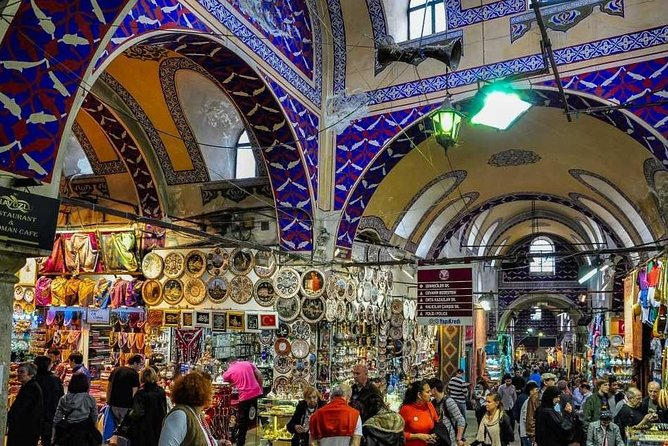 5-Day Istanbul and Cappadocia Tour with a Hot Air Balloon Flight