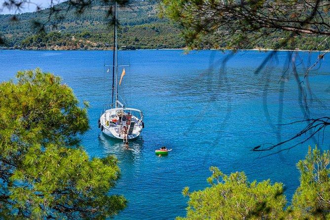 Full Day Sailing Trip in Halkidiki