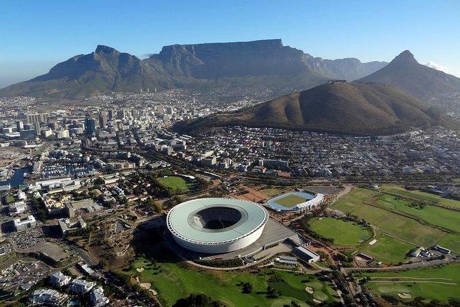 Excursão de dia inteiro na Cidade do Cabo com Cape Winelands