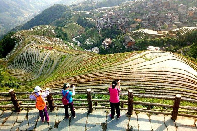 Hike Longji Rice Terrace In-Depth Private 2 Days Tour