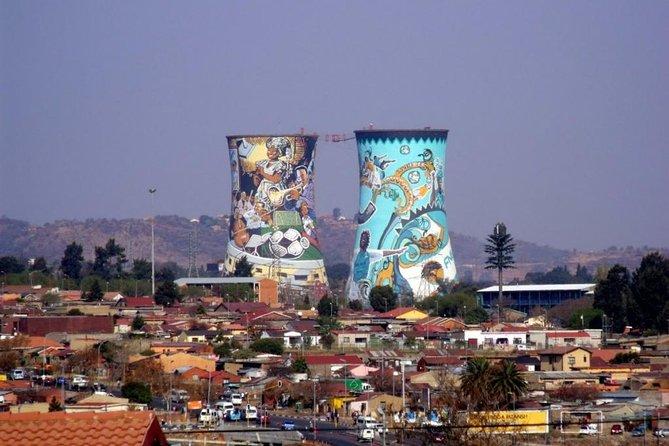Excursão de bicicleta em Soweto saindo de Sandton