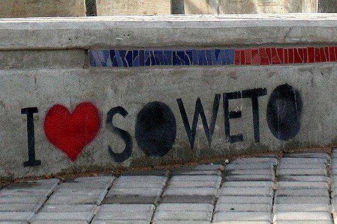 Excursão Soweto de meio dia saindo de Sandton